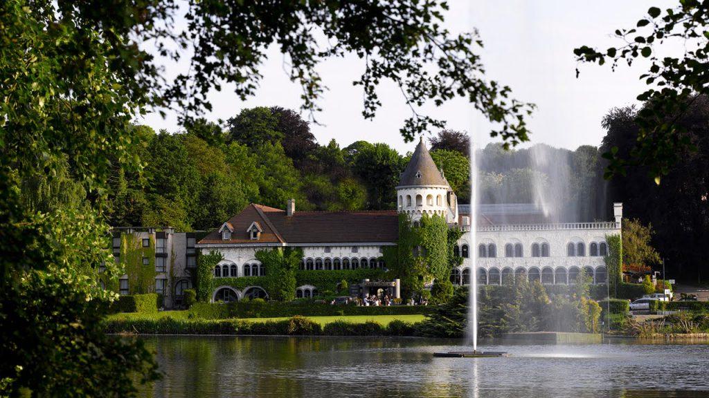 Martin's Chateau du Lac, Genval, België