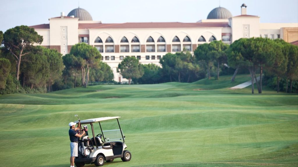 Kempinski the Dome Golf Resort