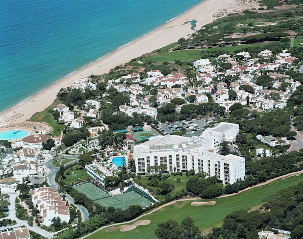 Dona Filipa Hotel, Vale do Lobo, Centraal Algarve
