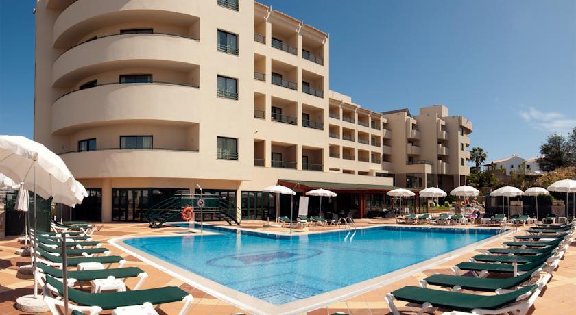Hotel Real Bellavista Albufeira, Centraal Algarve