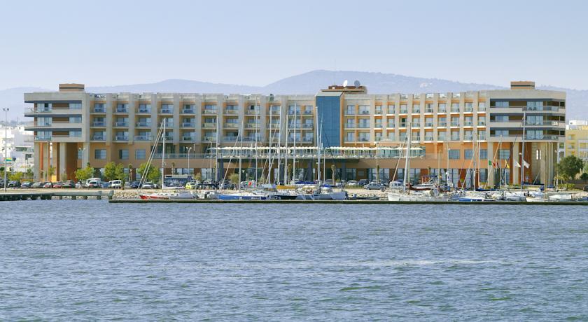 Real Marina & Spa hotel, Algarve Oost