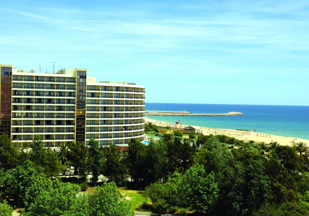 Hotel Vila Galé Ampalius, Vilamoura, Centraal Algarve