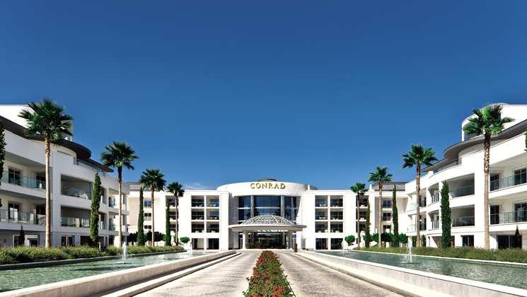 Conrad Algarve Hotel, Vilamoura, Centraal Algarve