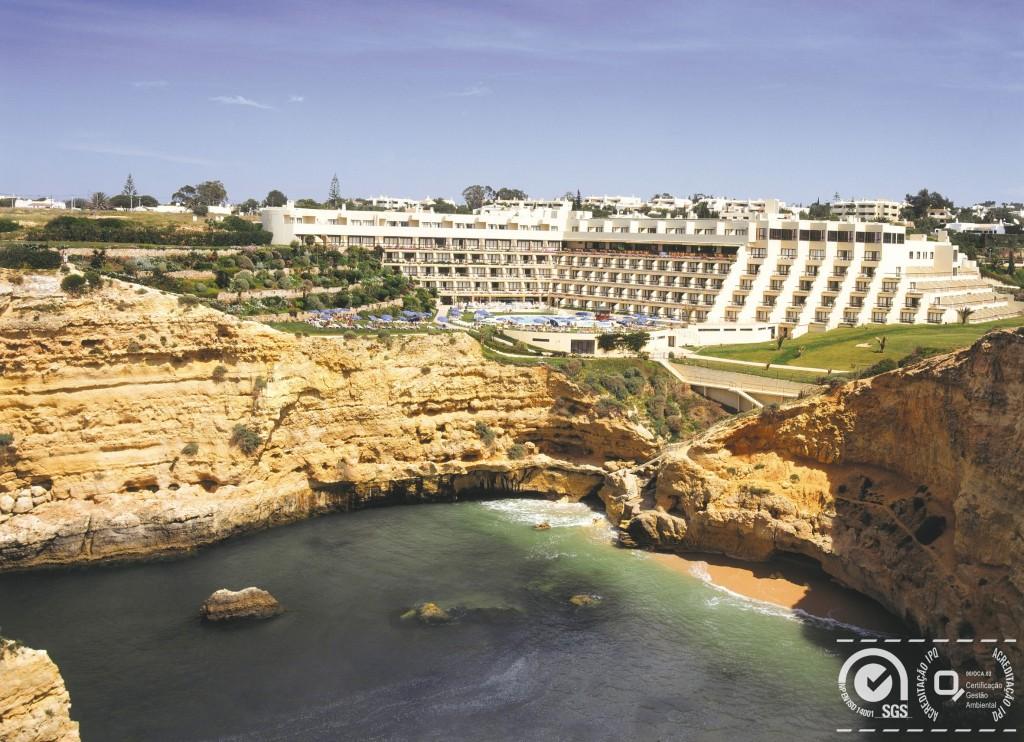 Tivoli Carvoeiro Hotel, Carvoeiro, West Algarve