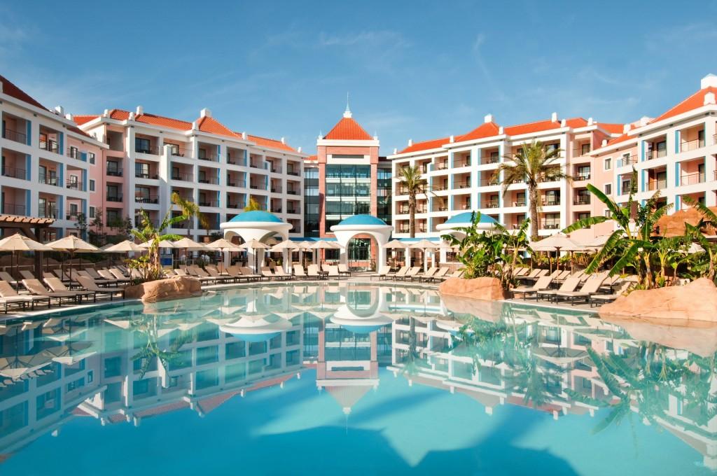 Hilton Hotel Vilamoura, Centraal Algarve