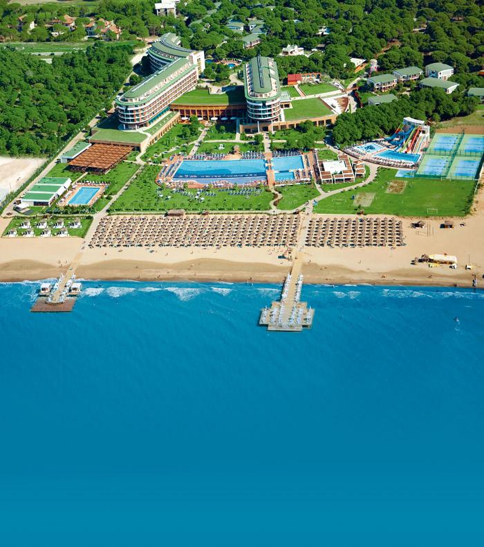 Voyage Belek Golf Hotel