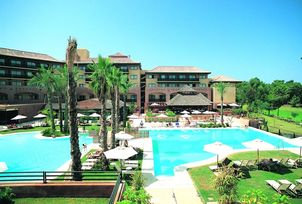 Islantilla Golf Resort, Costa de la Luz, Spanje