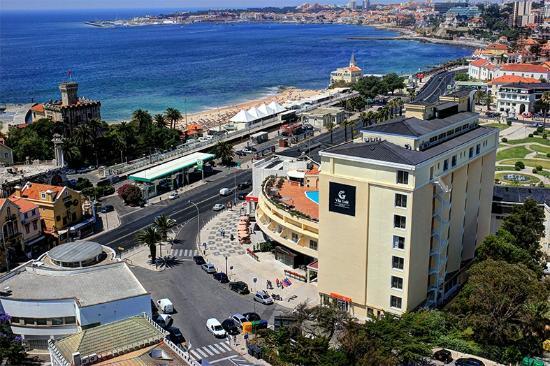 Vila Galé Estoril, Estoril, Omgeving Lissabon