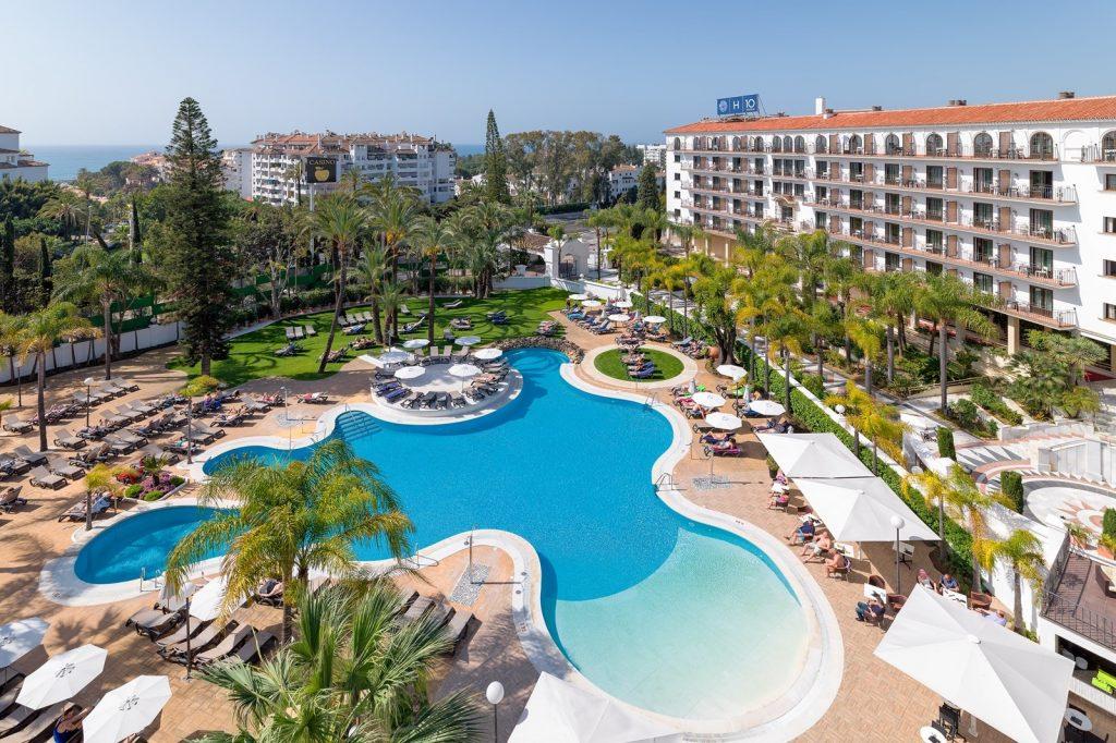 Andalucia Plaza H10 Hotel, Puerto Banus, Costa del Sol
